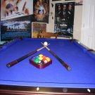 "2006 Brand New 3/4"" Slate Pool Table"