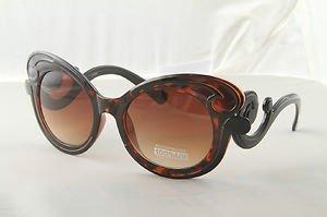 Ridonkulous Butterfly sunglasses with gradient lenses halloween burning man