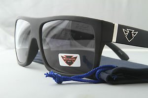 Insignia Legacy Biker style Sunglasses with smoke lenses motorcycle club attire