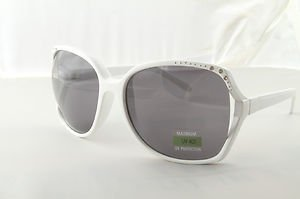 Designer jackie-o bug eye sunglasses gradient lens Jersey Shore club style BLING