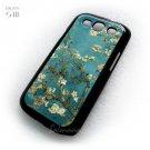 Almond Blossom Van Gogh Watercolor Samsung Galaxy S3 Case