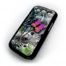 Design Butterfly Abstraction Art Samsung Galaxy S3 i9300 Cover Hard case