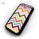 Chevron Pattern Chevron Colourful Samsung Galaxy S3 Case Cover