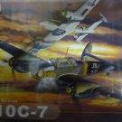 1/32 MESSERSCHMITT BF-110C7 DRAGON NEW