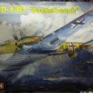 1/32 MESSERSCHMITT BF-110D1/R1 DACKELBAUCH DRAGON NEW