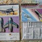 1/72 E-4 ENZIAN / BV 246 HAGELKORN MISSILE SET CONDOR