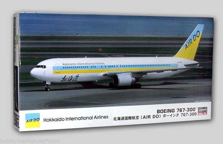 1/200 Boeing 767-300 Air Do Hokkaido Int. Air HASEGAWA