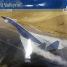1/72 XB70 VALKYRIE USAF ITALERI NEW