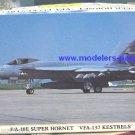 1/72 F/A-18E SUPER HORNET VFA-137 KESTRELS HASEGAWA
