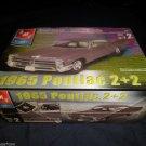 1/25 1965 PONTIAC 2+2 STREET CUSTOMS AMT Ertl