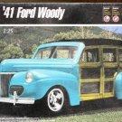 1/25 1941 Ford Woody AMT Ertl