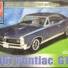 1/25 1967 Pontiac GTO Muscle Cars AMT Ertl