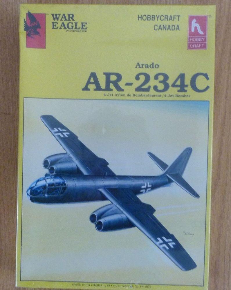 1/48 Arado Ar-234C Hobbycraft