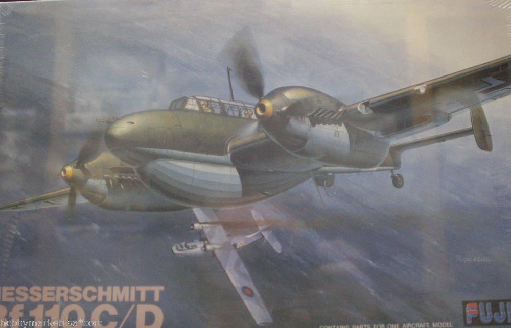1/48 Messerschmitt BF-110C/D Dackelbauch FUJIMI