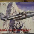 1/48 P-59A st US Jet Fighter Hobbycraft