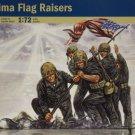 1/72 IWO JIMA FLAG RAISERS (6 US Soldiers) ITALERI NEW