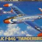 1/48 REPUBLIC F-84G THUNDERBIRDS USAF TAMIYA NEW