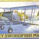 1/48 Fairey Swordfish Mk I Floatplane CLEAR EDITION TAMIYA SINK THE BISMARCK !