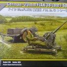 1/35 GERMAN 20MM FLAK 38 LATE / SD.AH.51 TRISTAR NEW