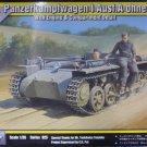 1/35 PANZERKAMPFWAGEN I AUSF.A OHNE AUFBAU W/ ENGINE DETAIL TRISTAR NEW