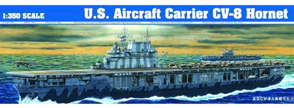 1/350 USS HORNET CV-8 AIRCRAFT CARRIER TRUMPETER NEW