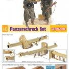 1/6 German PANZERSCHRECK RPzB 54 Antitank Rocket Launcher DRAGON NEW