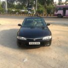 Magic Black Colour Diesel Lancer for a Car Enthisiast