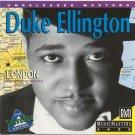Duke Ellington The Great London Concerts CD