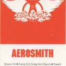 Aerosmith Greatest Hits Cassette