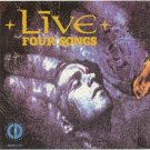 Live Four Songs CD