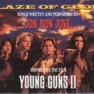 Jon Bon Jovi Blaze of Glory Cassette