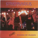 Stratovarius Live Visions of Europe CD