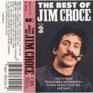 The Best of Jim Croce Volume 2 Cassette