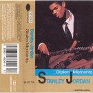 Stanley Jordan Stolen Moments Cassette