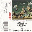 Journey Self-Titled S/T Cassette