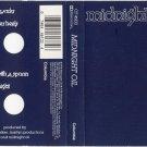 Midnight Oil Self-Titled Cassette