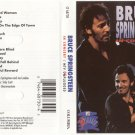 Bruce Springsteen In Concert/MTV Plugged Cassette
