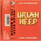 Uriah Heep Live in Moscow Cassette