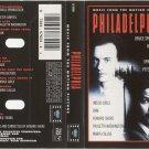 Philadelphia Soundtrack Cassette