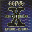 UFO The X Factor Out There...And Back! 2 CDs