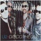 U2 Discotheque CD Single (5 Tracks)