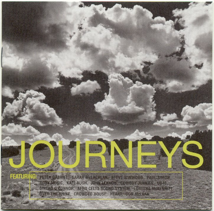 Various Artists Journeys CD