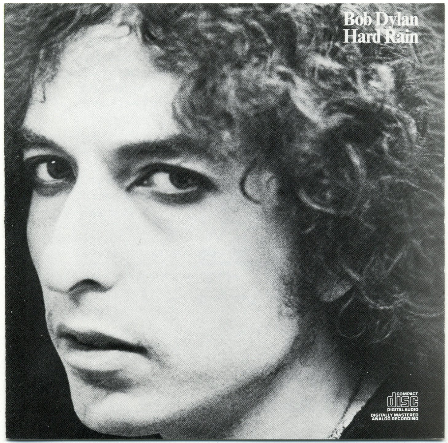 Bob Dylan Hard Rain CD