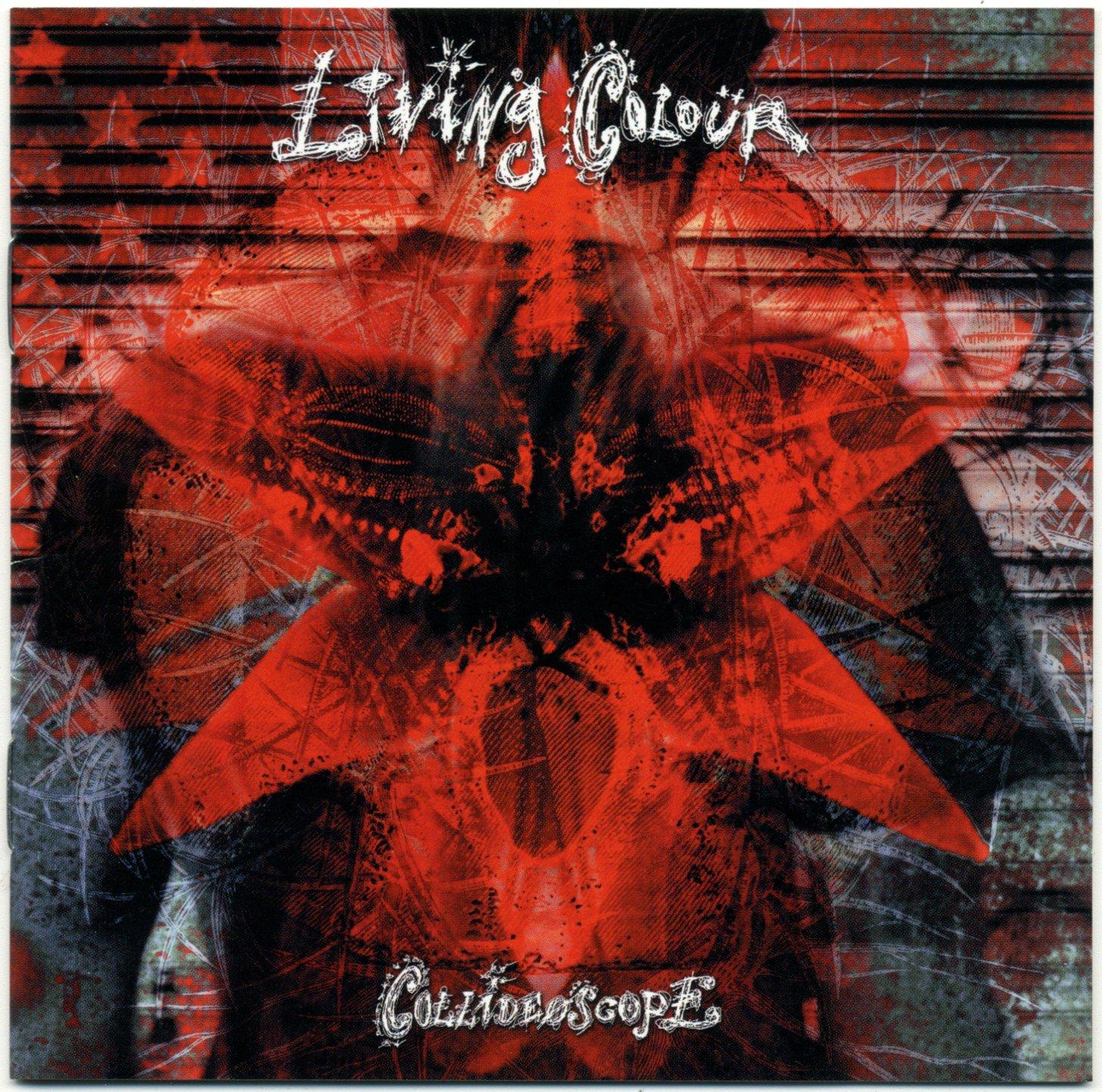 Living Colour Collideoscope CD