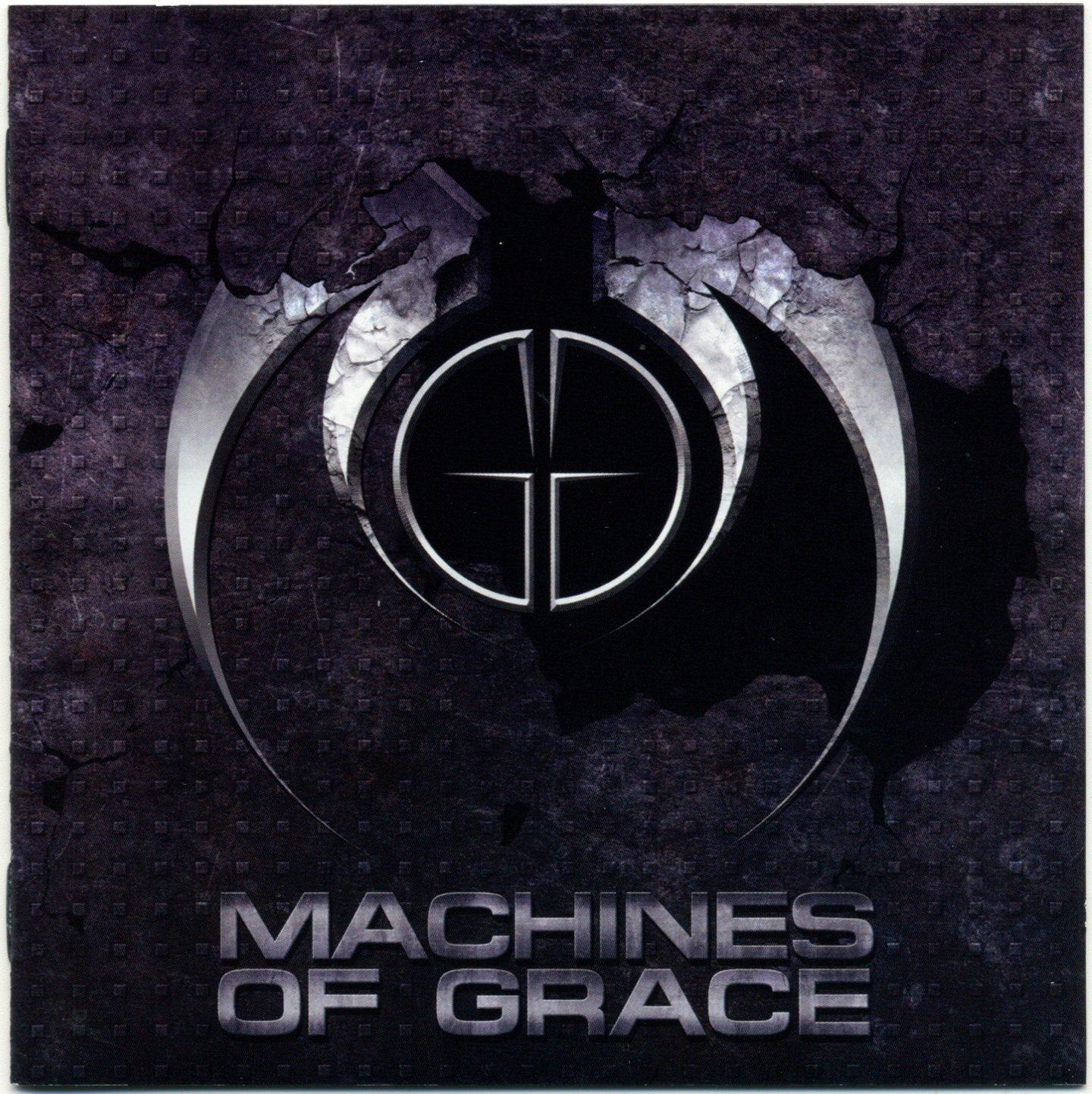 Machines of Grace Self-Titled S/T CD Savatage