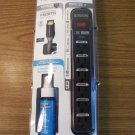 Monster HD Essentials (140592-00) with Surge Protector, HDMI cable, and screen cleaner