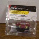 Cooper Locking Generator Receptacle (L14-20R) 20A/250V/3Pole/4W Ground *NIB*