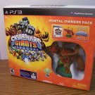 Skylanders Giants Tree Rex Portal Owners Pack for PS3 *NIB*