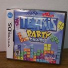 Tetris Party Deluxe for Nintendo DS *NIB*