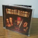 Pirates of the Caribbean The Curse of the Black Pearl Original Motion Picture Soundtrack *USED*